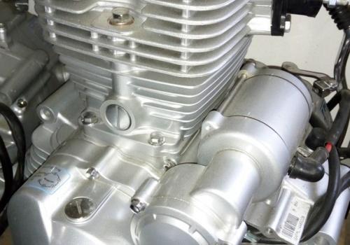 Мотор Viper zs200n