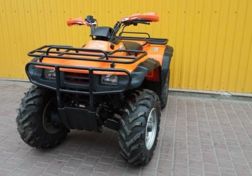 Honda Rancher 350