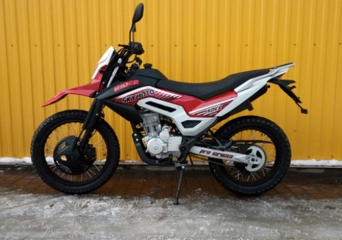 SkyMoto RIDER 150