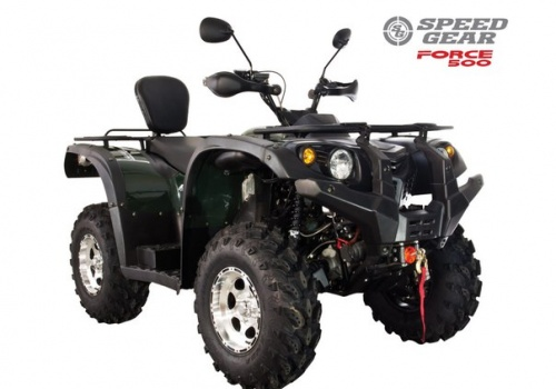 Speed Gear Force 500 EFI